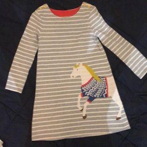 Mini Boden cotton dress